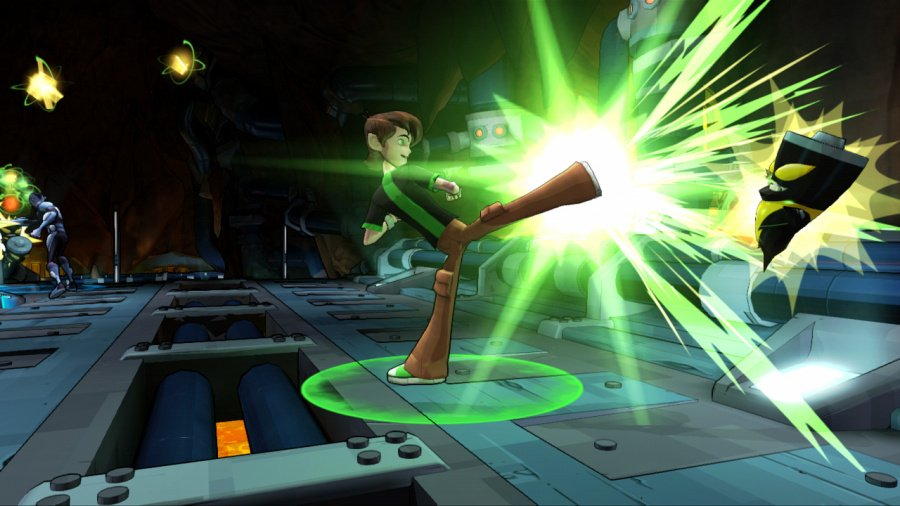 Ben 10: Omniverse Review - Screenshot 3 of 3