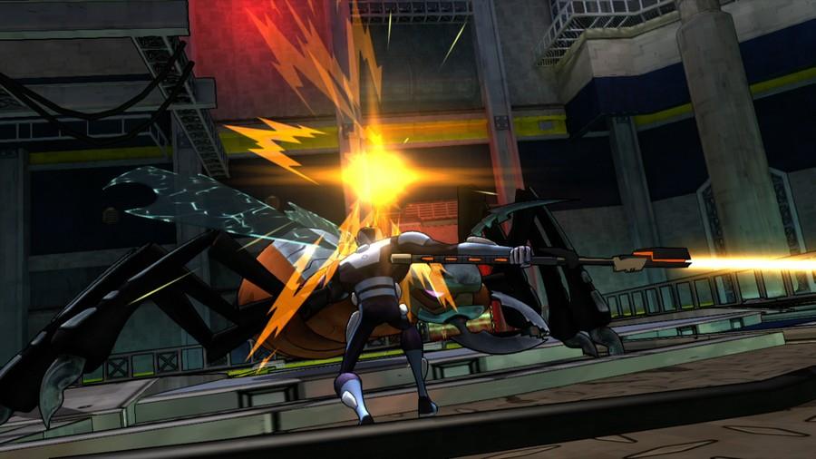 Ben 10: Omniverse Screenshot
