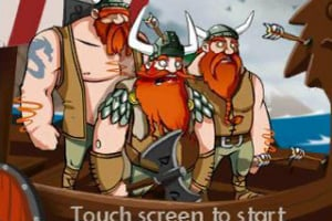 Viking Invasion 2 - Tower Defense Screenshot