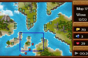 Viking Invasion 2 - Tower Defense Screenshot