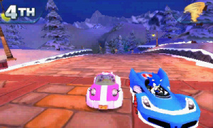 Sonic & All-Stars Racing Transformed Review - Screenshot 5 of 6