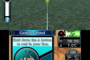 Super Black Bass 3D Screenshot