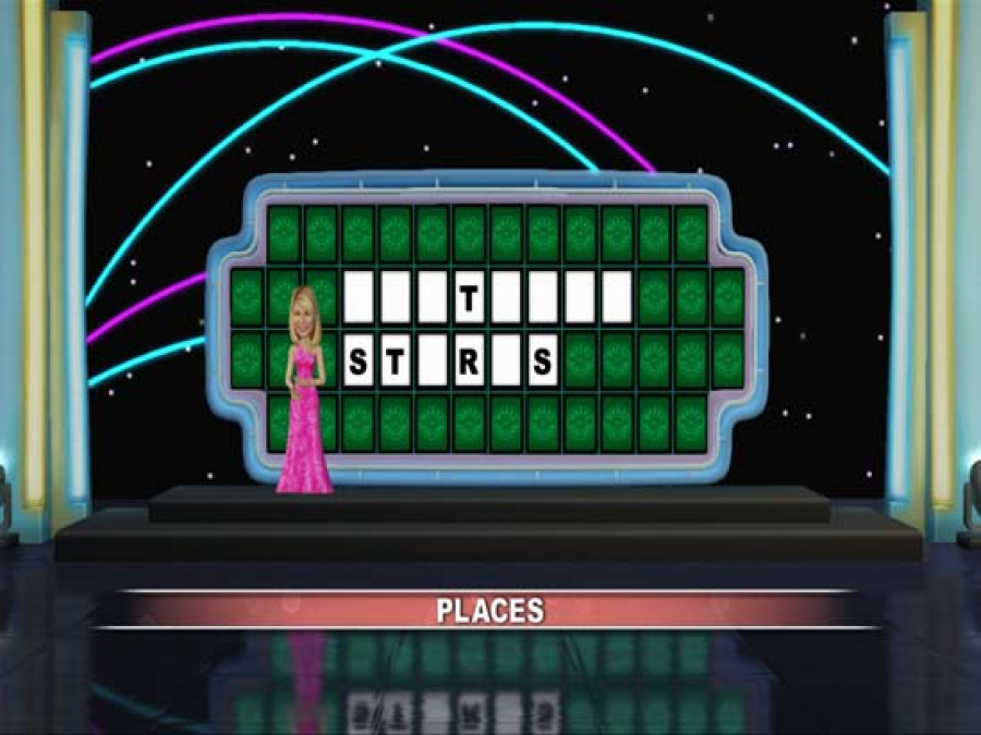 Wheel of Fortune Review - Screenshot 3 of 5