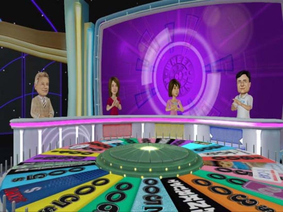 Wheel of Fortune Review - Screenshot 2 of 4
