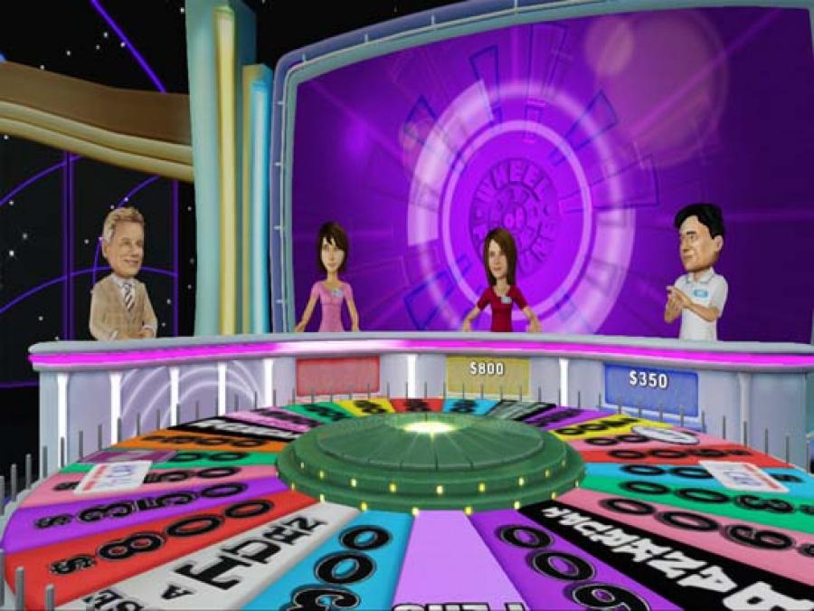 Wheel of Fortune Review - Screenshot 1 of 4