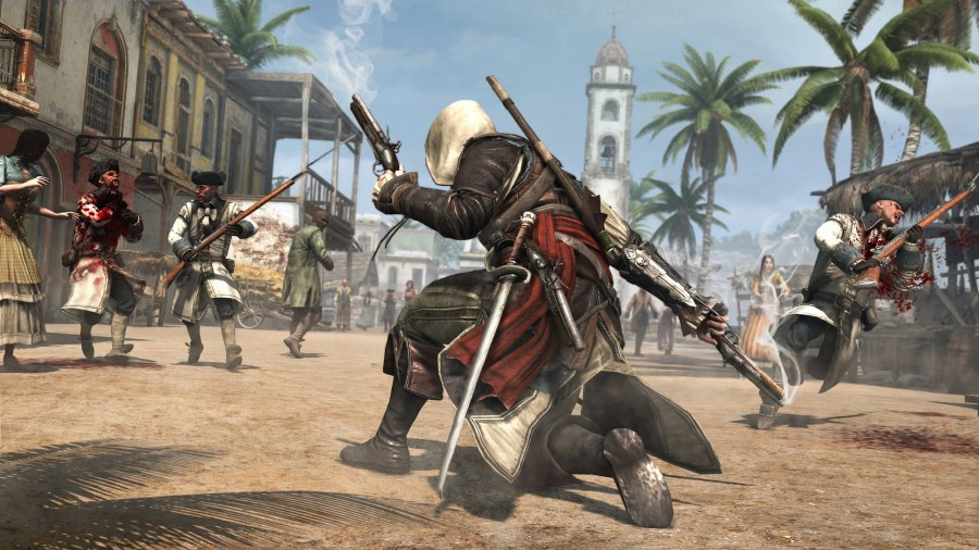Assassin's Creed IV Black Flag Review - Screenshot 3 of 6