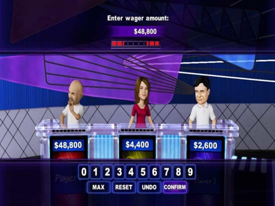 Jeopardy! Screenshot