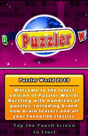 Puzzler World 2013 Review - Screenshot 1 of 2