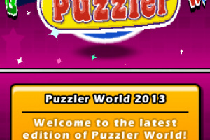 Puzzler World 2013 Screenshot