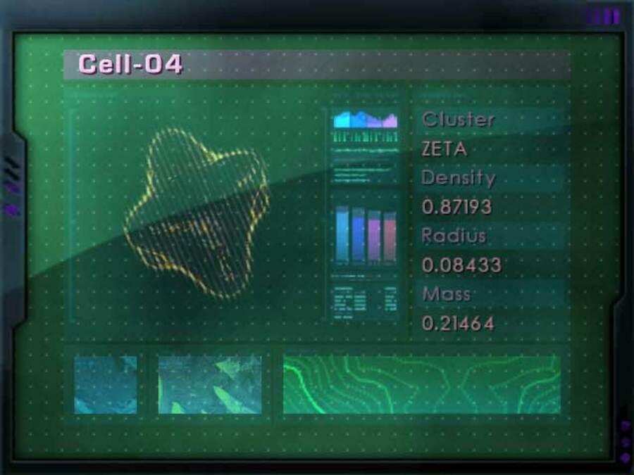 Nano Assault EX Screenshot