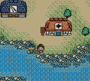 Legend of the River King Review - Screenshot 2 of 3