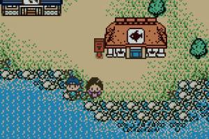 Legend of the River King Screenshot