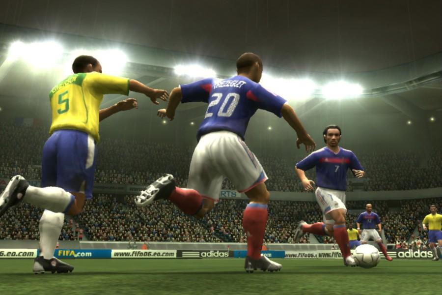 FIFA 06 Screenshot