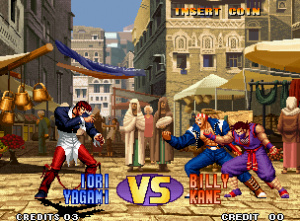 The King of Fighters '98 Review - Screenshot 3 of 4