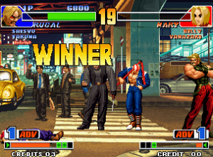 The King of Fighters '98 Review - Screenshot 2 of 4