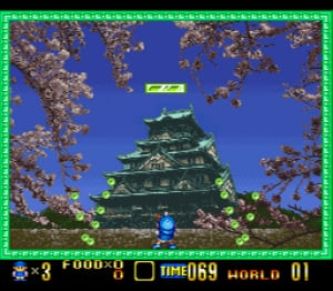 Super Pang Review - Screenshot 1 of 6