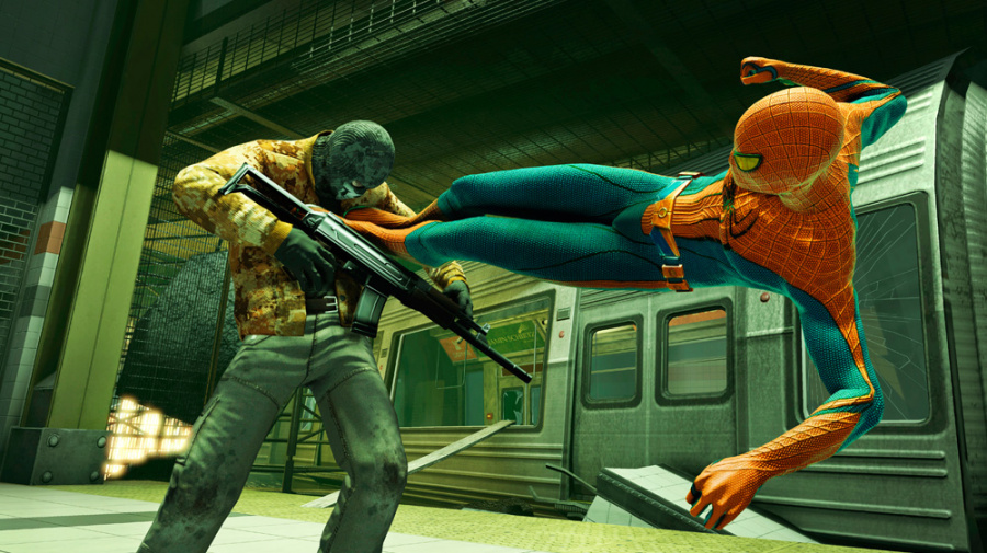 The Amazing Spider-Man: Ultimate Edition Review - Screenshot 1 of 5