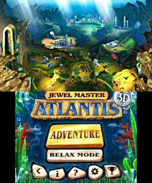 Jewel Master Atlantis 3D Review - Screenshot 4 of 4