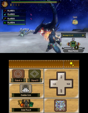 Monster Hunter 3 Ultimate Review - Screenshot 2 of 5