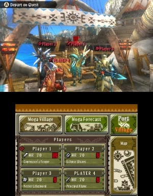 Monster Hunter 3 Ultimate Review - Screenshot 5 of 5