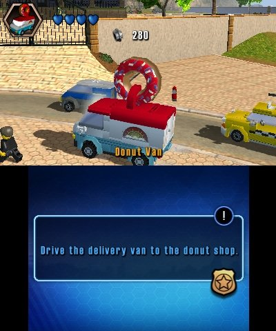 Lego City Undercover The Chase Begins Review 3ds Nintendo Life