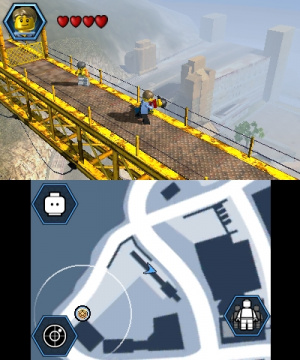 LEGO City Undercover: The Chase Begins Review - Screenshot 4 of 7