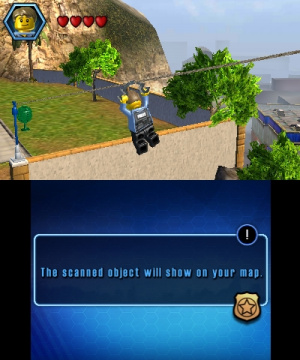 LEGO City Undercover: The Chase Begins Review - Screenshot 1 of 7