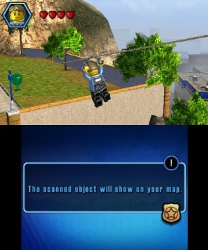 LEGO City Undercover: The Chase Begins Review - Screenshot 2 of 7