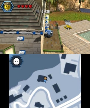 LEGO City Undercover: The Chase Begins Review - Screenshot 5 of 7