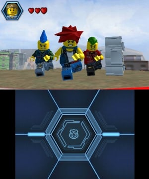 LEGO City Undercover: The Chase Begins Review - Screenshot 6 of 7