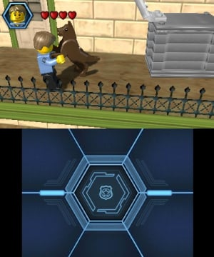 LEGO City Undercover: The Chase Begins Review - Screenshot 3 of 7