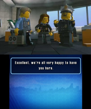 LEGO City Undercover: The Chase Begins Review - Screenshot 7 of 7