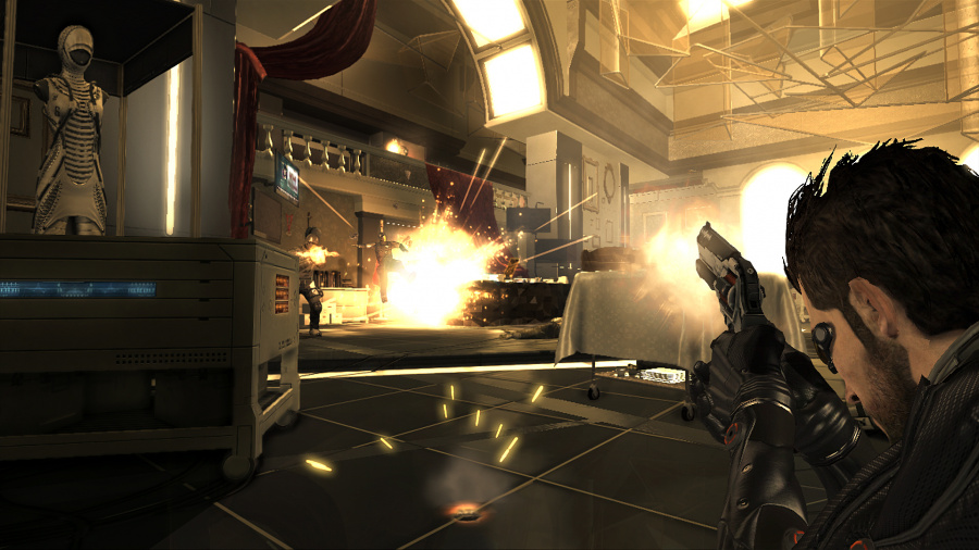 Deus Ex: Human Revolution Director's Cut Review - Screenshot 6 of 6