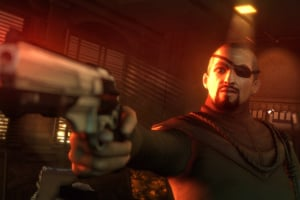 Deus Ex: Human Revolution Director's Cut Screenshot