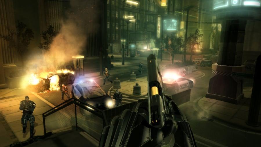 Deus Ex: Human Revolution Director's Cut Review - Screenshot 4 of 6