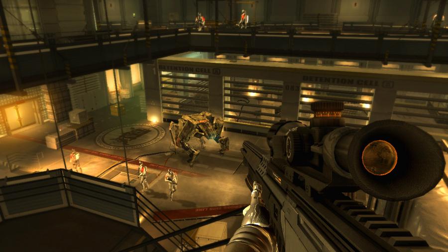 Deus Ex: Human Revolution Director's Cut Review - Screenshot 1 of 6