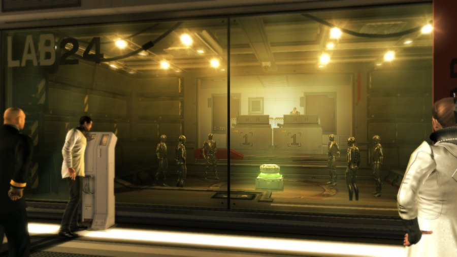 Deus Ex: Human Revolution Director's Cut Review - Screenshot 2 of 6