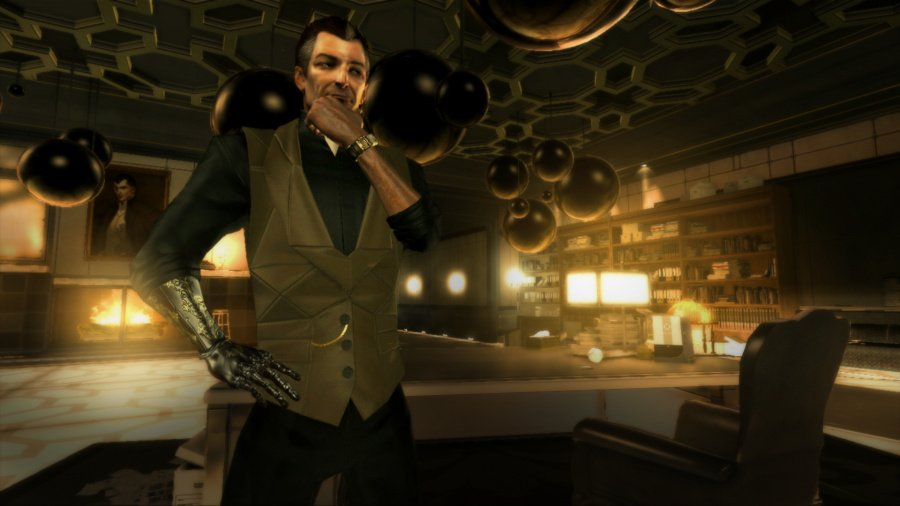 Deus Ex: Human Revolution Director's Cut Review - Screenshot 5 of 6