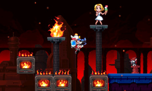 Mighty Switch Force! 2 Review - Screenshot 5 of 5