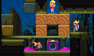 Mighty Switch Force! 2 Review - Screenshot 1 of 5