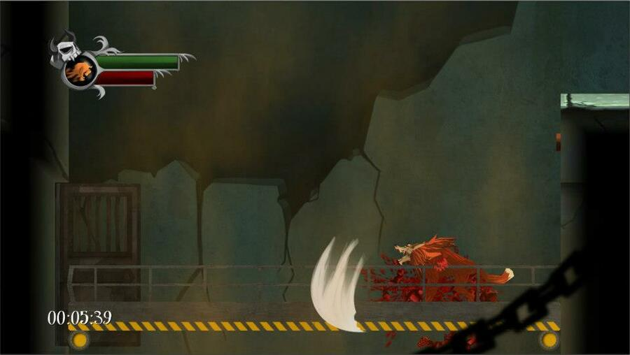 Blood of the Werewolf Screenshot