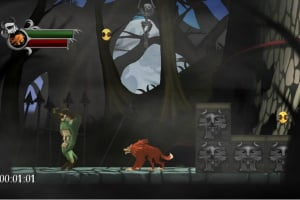 Blood of the Werewolf Screenshot