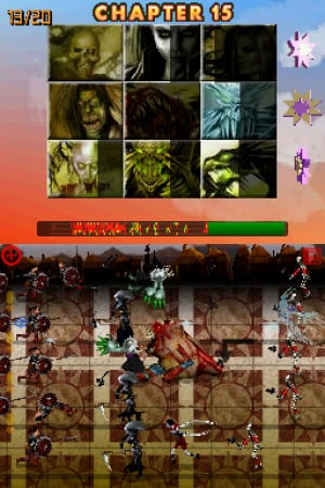 Forgotten Legions Review - Screenshot 2 of 3