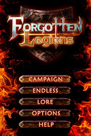 Forgotten Legions Review - Screenshot 3 of 3