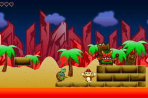 Turtle Tale Screenshot