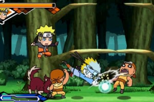Naruto: Powerful Shippuden Screenshot
