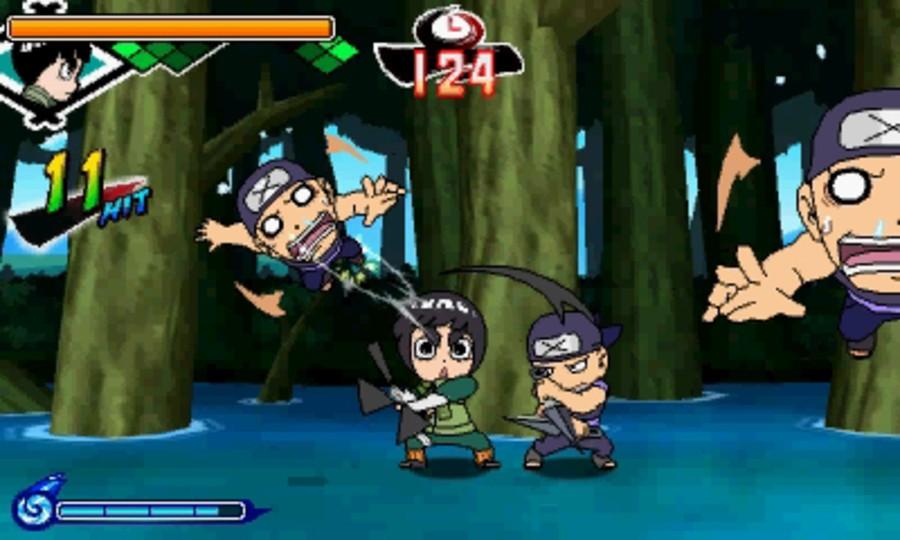 Naruto: Powerful Shippuden Screenshot