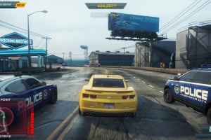 Need for Speed: Most Wanted U Screenshot