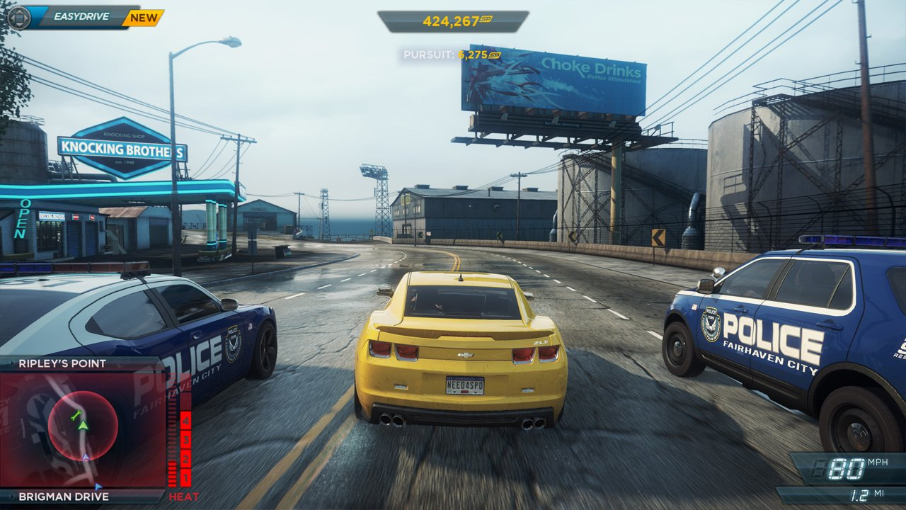need for speed most wanted u wii u news reviews trailer screenshots. Black Bedroom Furniture Sets. Home Design Ideas
