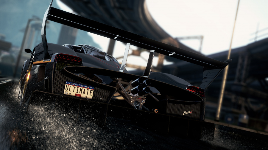 Need for Speed: Most Wanted U Review - Screenshot 7 of 7